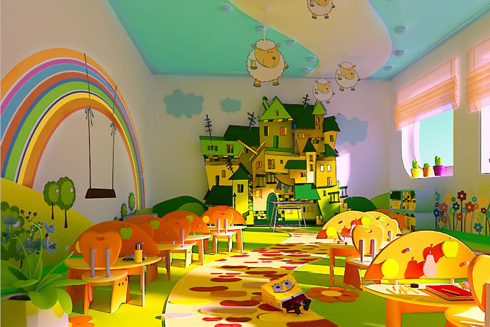 Интерьер группы в детском саду своими руками фото по фгос
